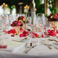 table restaurant traiteur